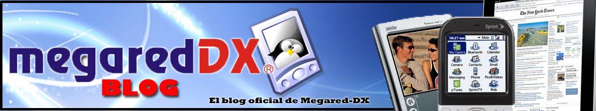 El Blog oficial de Megared-DX: Noticias de tecnologia, Palm y redes sociales