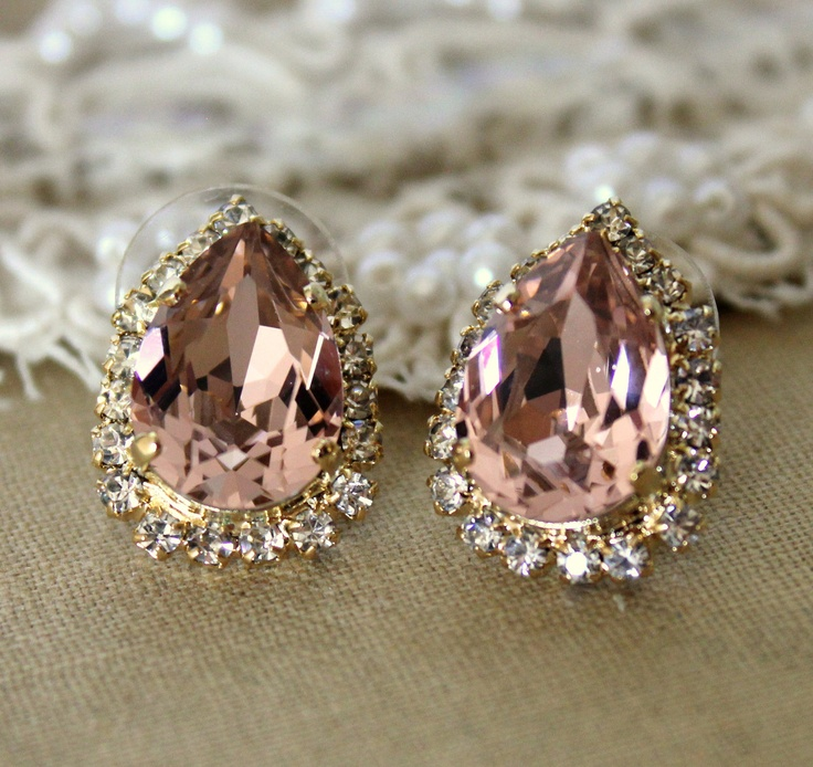 Beautiful Crystal Earring