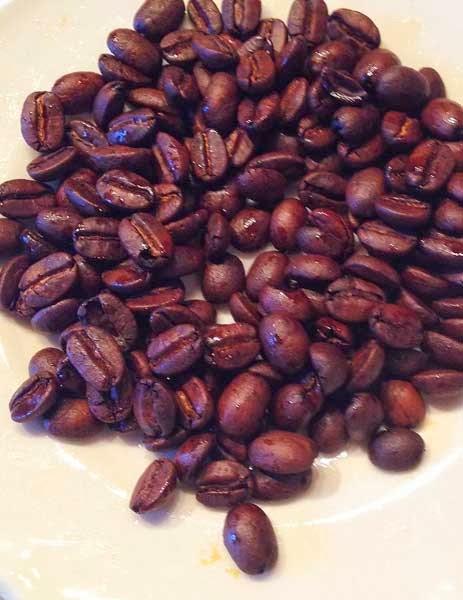 Cameroon Boyo: Cush Coffee
