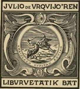 Lekeitio en 1857