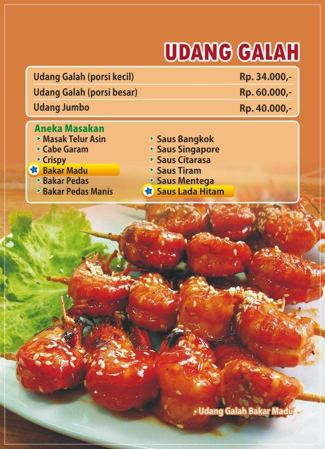Bale ayu resto yogyakarta daftar menu bale ayu for Z kitchen jogja menu