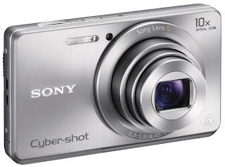 Cámara digital extraplana: Sony DSC-W690