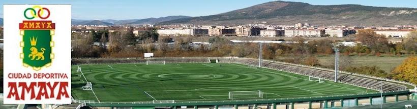 C.D. Amaya - Sección de Fútbol.