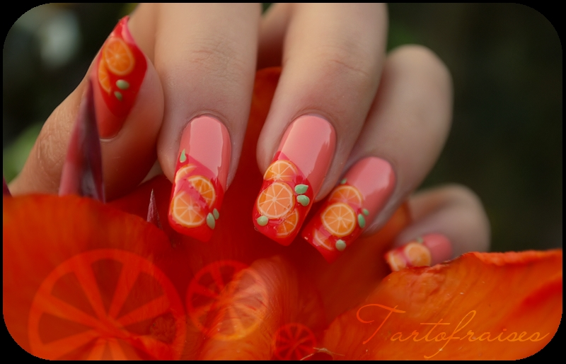 Nail art: Best nail art of Tartofraises 2011