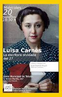 Luisa Carnés. La escritora olvidada del 27