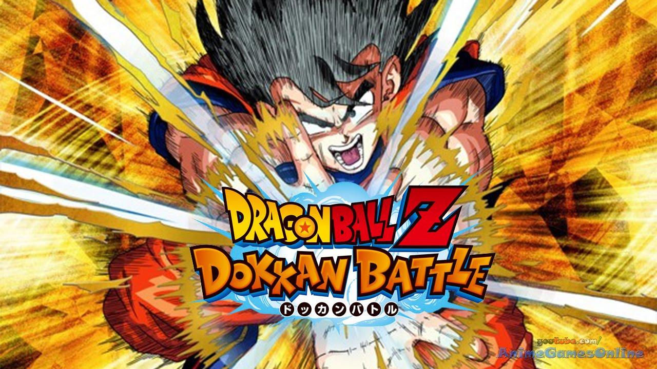 DRAGON BALL Z DOKKAN BATTLE English Gameplay IOS / Android