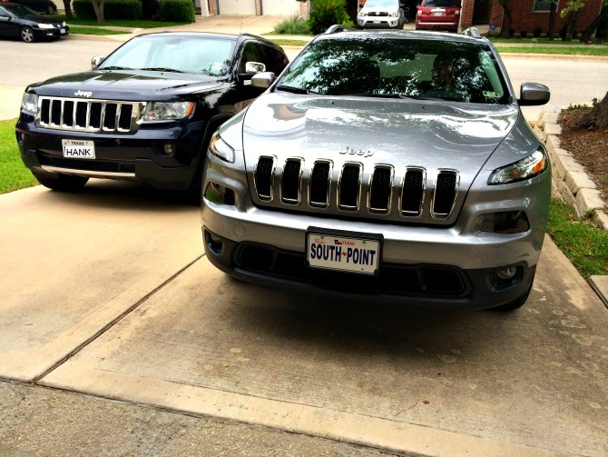 The Holland House: Jeep Family