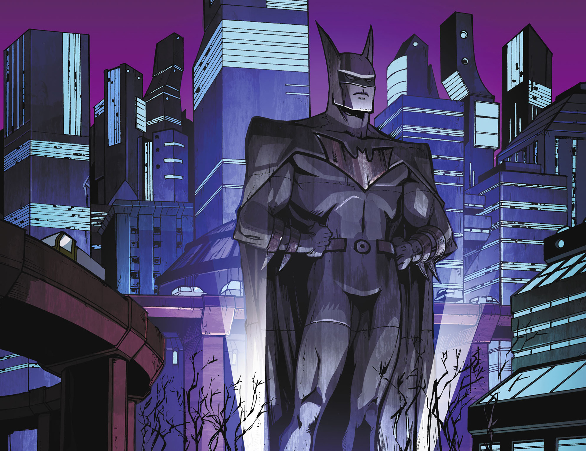 Batman Beyond 2.0 #18 #23 - English 21