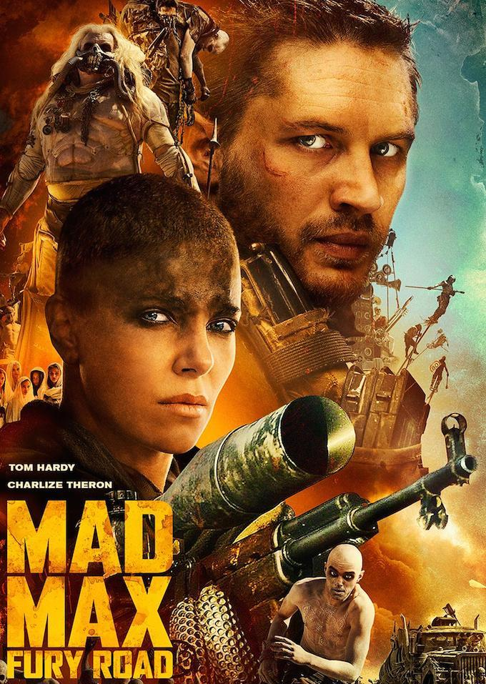 Ganadora: Mad Max Fury Road