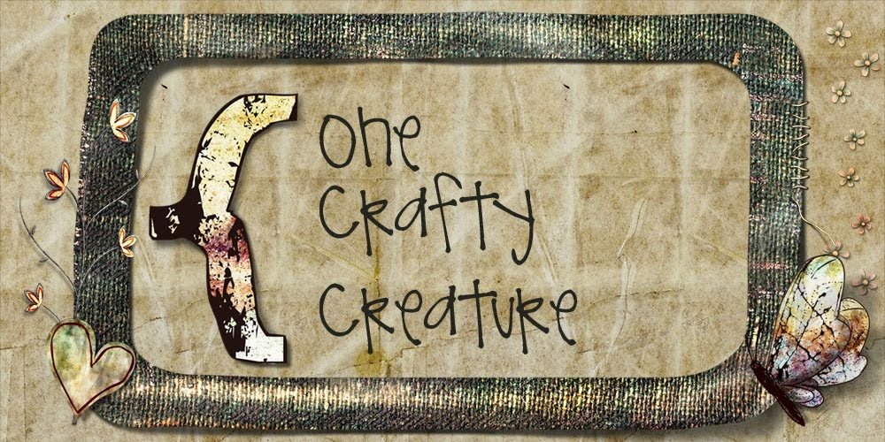 One Crafty Creature