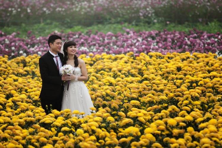 Địa điểm chụp ảnh cưới đẹp nhất ở Hải Hòng 5