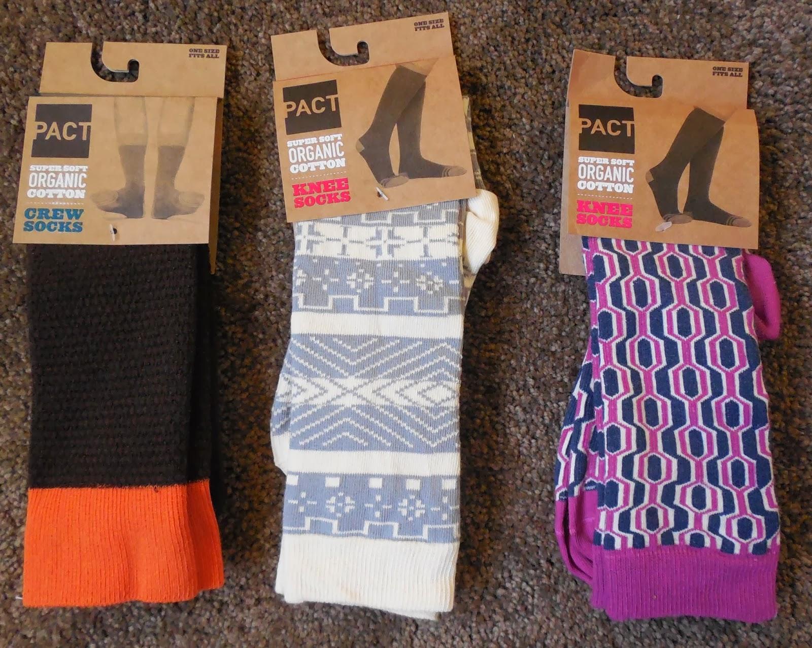 PACT Socks