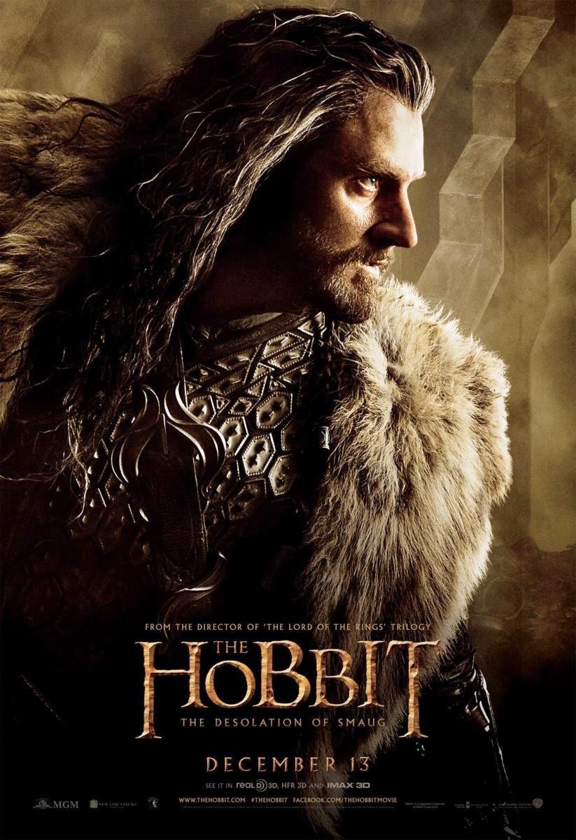El Hobbit: La desolación de Smaug HD 720p Latino 2013