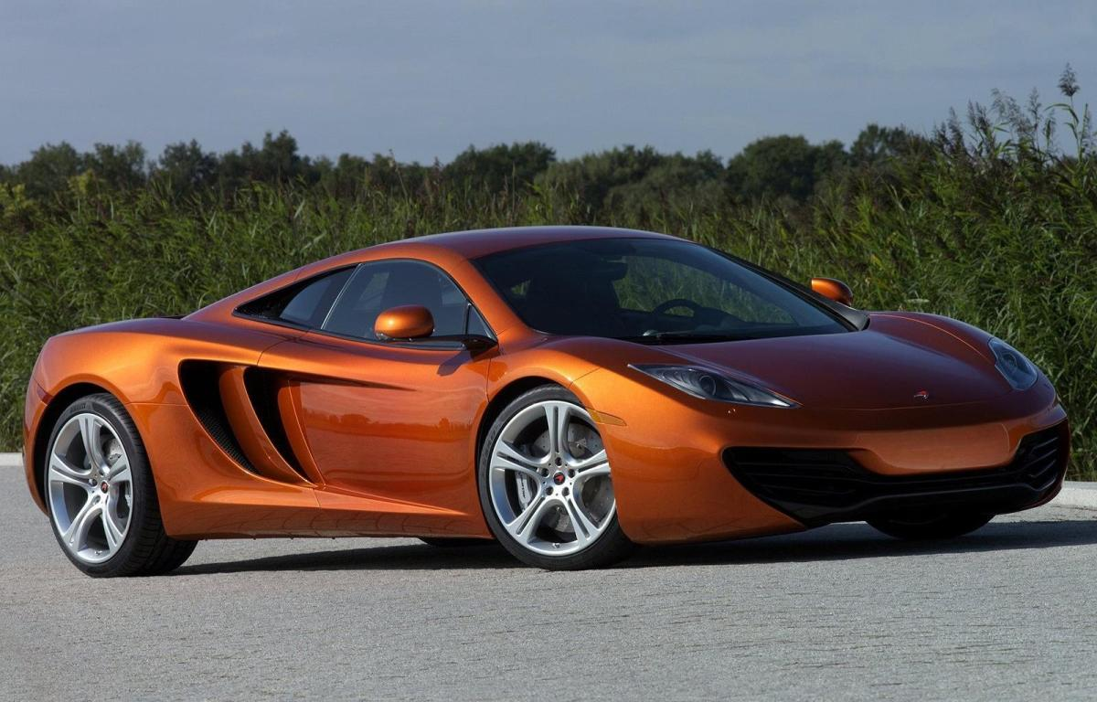 image house latest hd wallpapers mclaren mp4 12c orange car. Black Bedroom Furniture Sets. Home Design Ideas