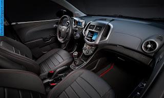 chevrolet sonic car 2013 interior - صور سيارة شيفروليه سونيك 2013 من الداخل