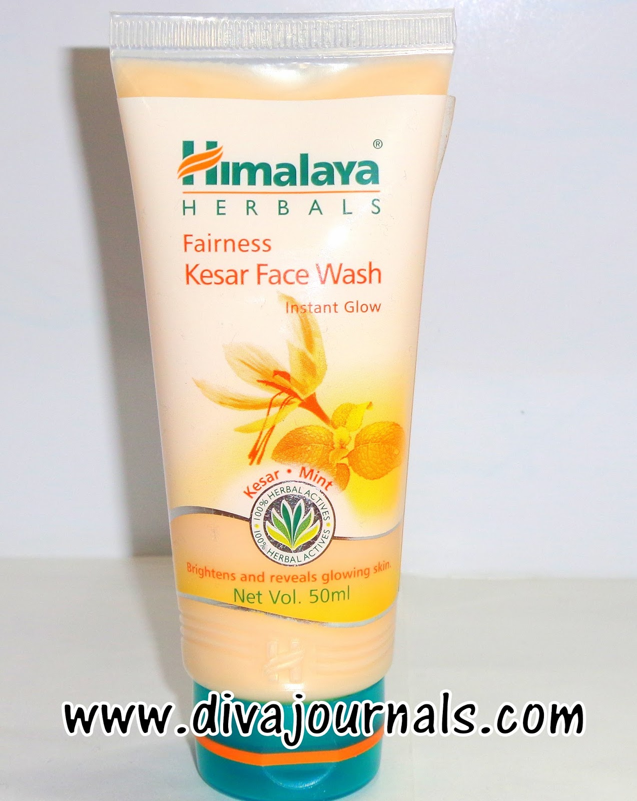 Himalaya Herbals Fairness Kesar Face wash Review