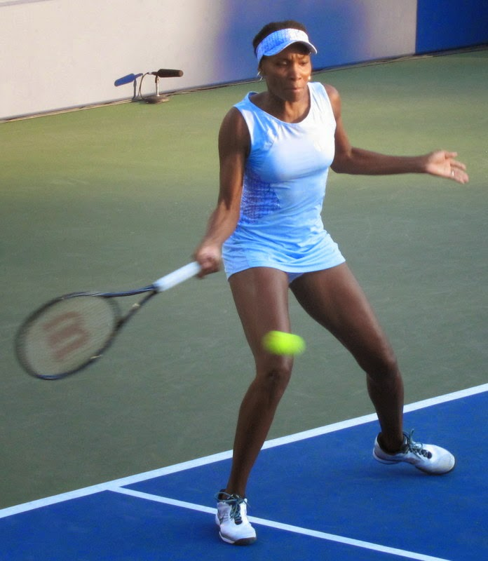 U.S. Open Day 1 highlights: Venus wins match for ages