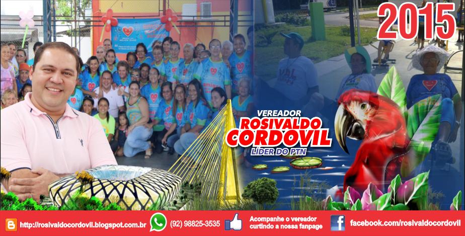 Rosivaldo Cordovil