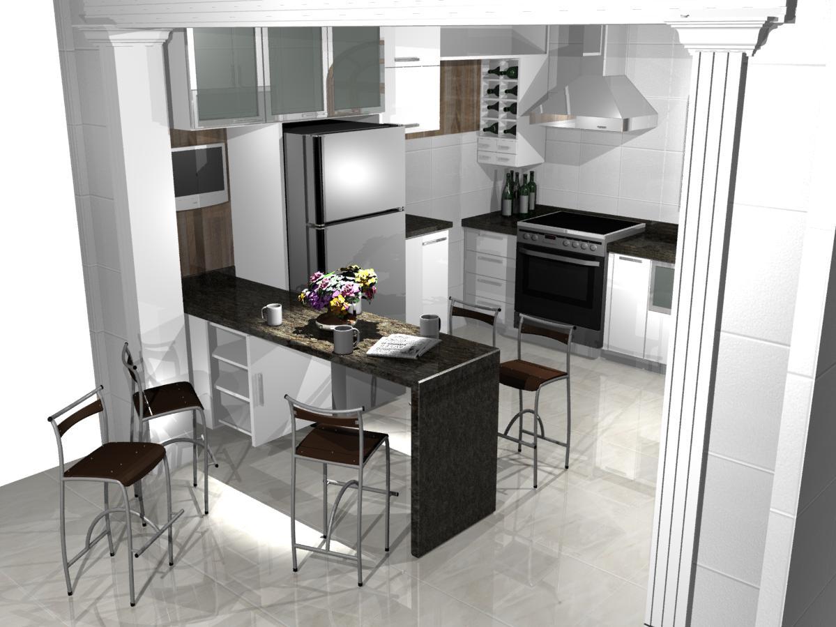 #654561 DICAS de como usar Balcões na sua Cozinha Americana Amando  1199x899 px Balcoes Americanos Para Cozinha #1223 imagens
