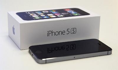 i Phone 5S lider en Ventas en  EEUU
