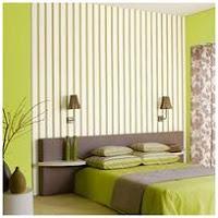 GREEN BEDROOMS - COLORS FOR BEDROOMS - BEDROOMS BY COLORS - BEDROOMS AND COLORS - MEANING OF COLORS