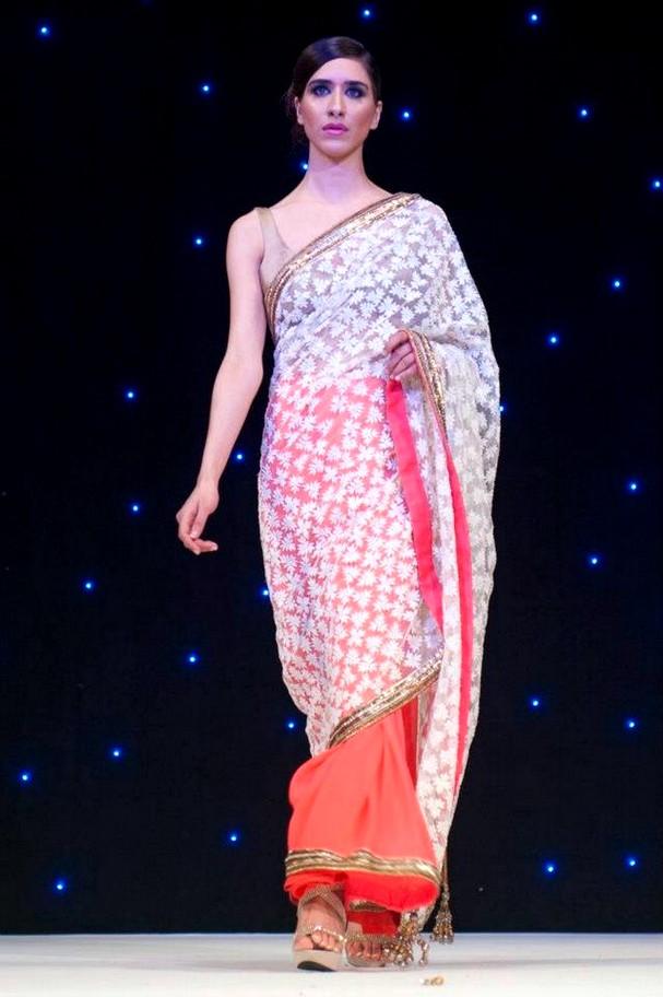 Indian dress fashion show