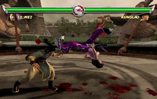 Screenshots Games PC Terbaru Mortal Kombat Revolution v2.9