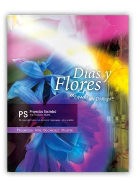 dias y flores
