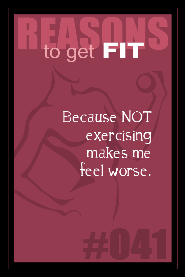 365 Reasons to Get Fit #041