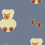 teddy bear paper