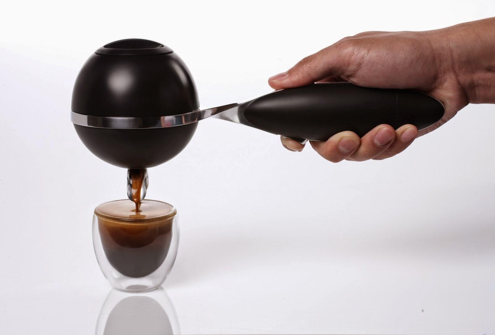 mesin espresso manual