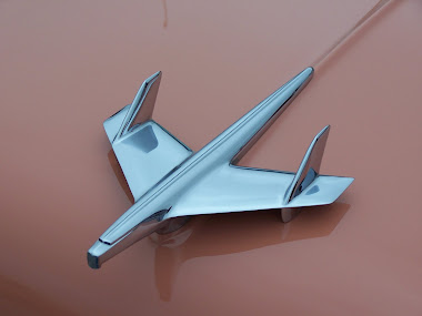 Chevy Hood Ornament