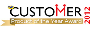 Monet Metrics receives 2012 product of the year award from Customer magazine