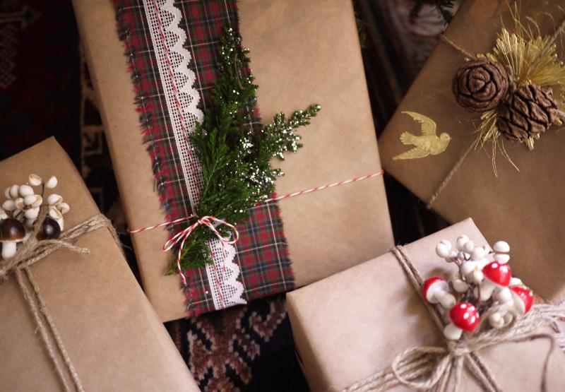 Подарки новогодние своими руками фото