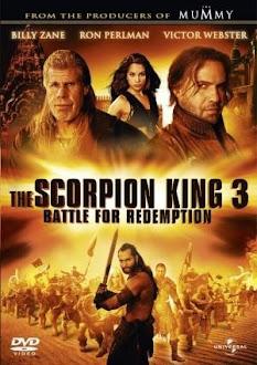 El Rey Escorpión 3 DVDFULL