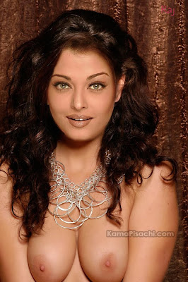 Desi Rocket | Aishwarya Rai Nude Topless Showing her Boobs, Nipples (