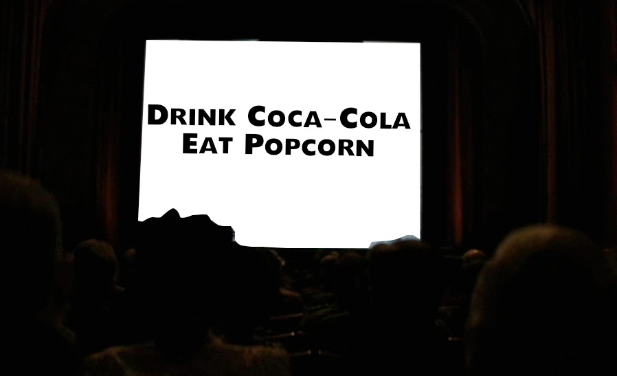 Eat Popcorn Drink Coke Subliminal Messages
