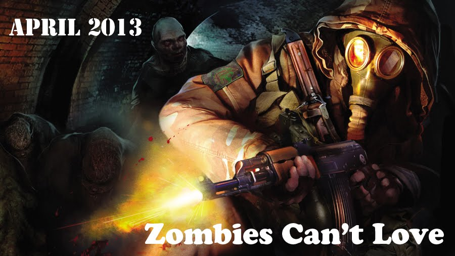 Zombies Can&#39;t Love - Your home for all things zombie related