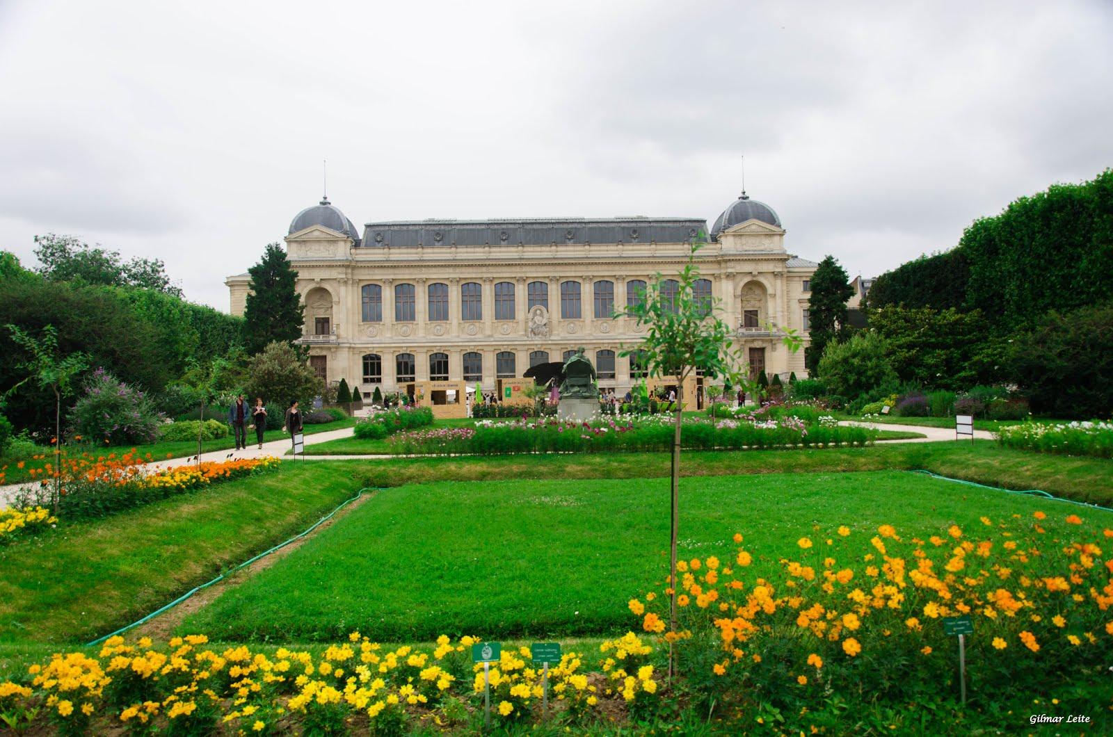 MUSEU DA HISTÓRIA NATURAL - PARIS