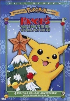 Pokemon: Pikachu's Winter Vacation (2001)