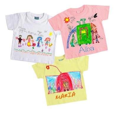 Cuquis style camisetas originales - Pintar camisetas ninos ...