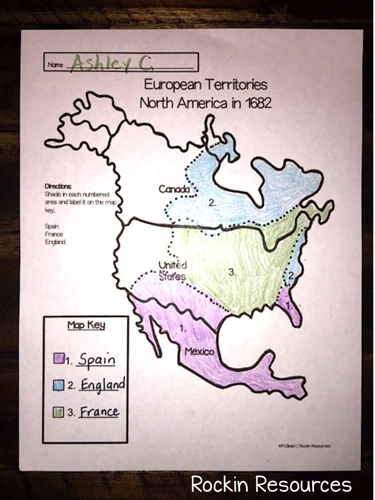 Upper Elementary Snapshots Teaching Columbian Exchange and