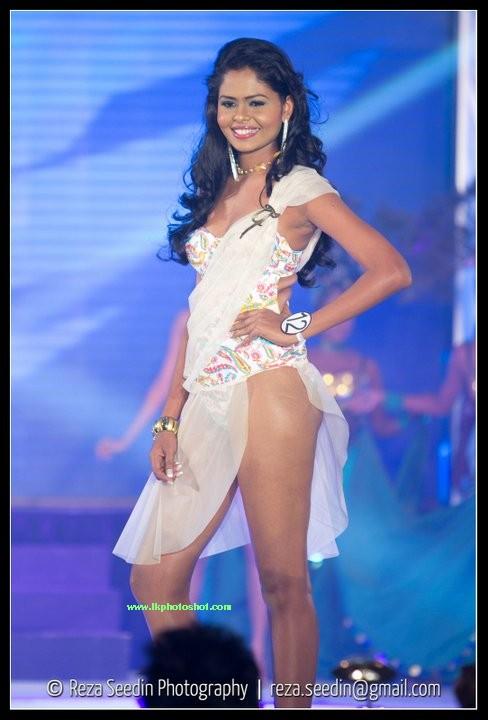 PICTURESMART99: Miss Sri Lankan 2011 Unseen Pictures