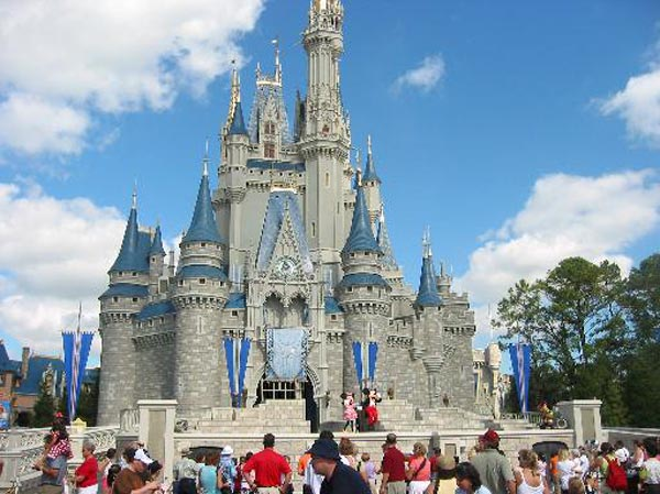 tourism walt disney world