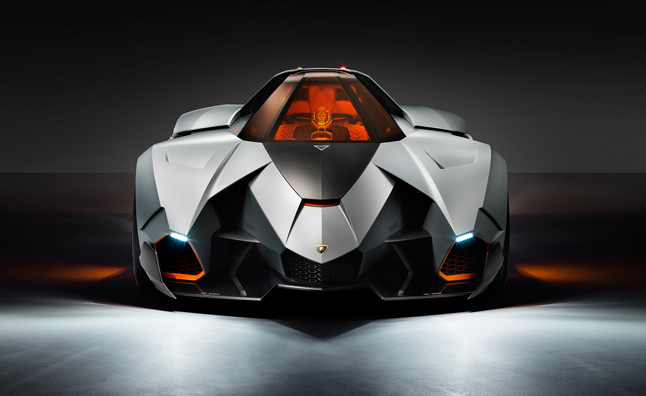Lamborghini Egoista HD Wallpapers 1080p