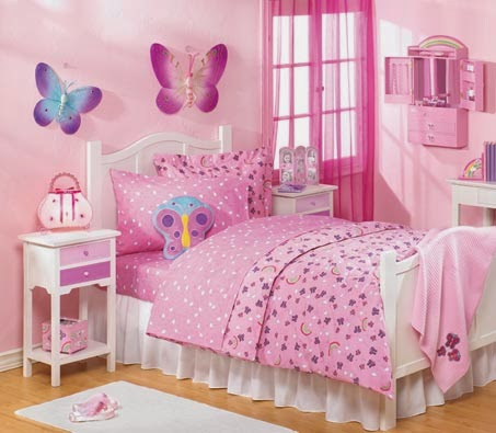 Girl Bedroom Decorating Ideas