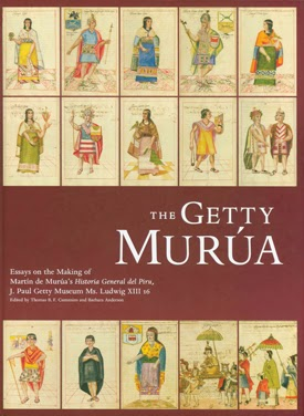 The Getty Murúa