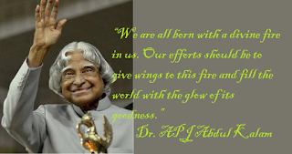 Quotes from Wings of fire by Dr APJ Abdul Kalam