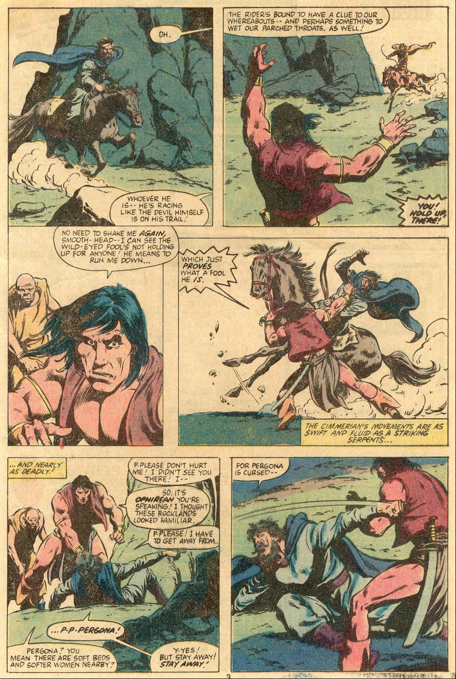 Conan the Barbarian (1970) Issue #122 #134 - English 4
