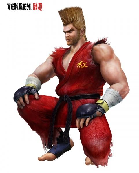 Paul Phoenix | Tekken Headquarter